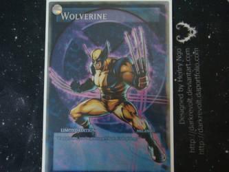 MVL-EN001 Wolverine by DarkRevolt