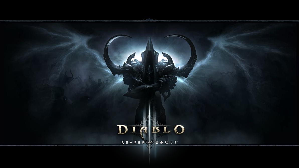 Diablo 3 Reaper of Souls by DarkRevolt