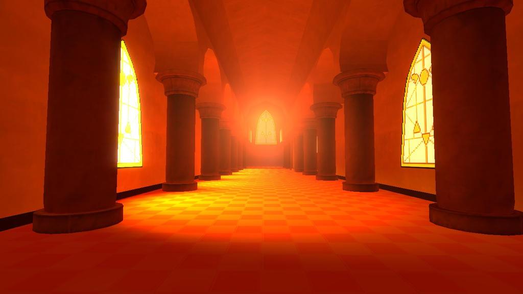 Final corridor wallpaper by superartime on deviantart - Wallpaper corridor ...