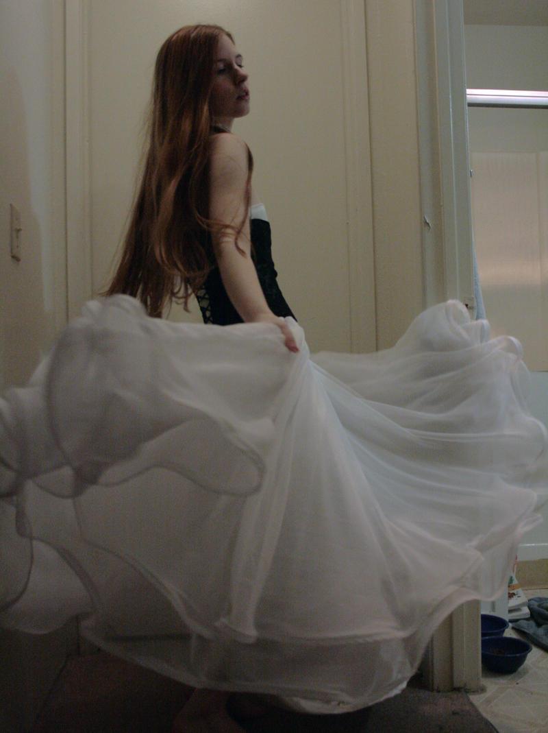 Twirling dancer by Sinned-angel-stock