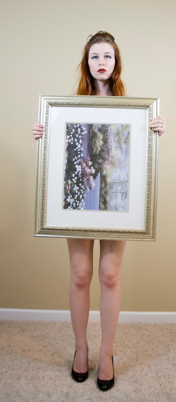 Frame with legs by Sinned-angel-stock
