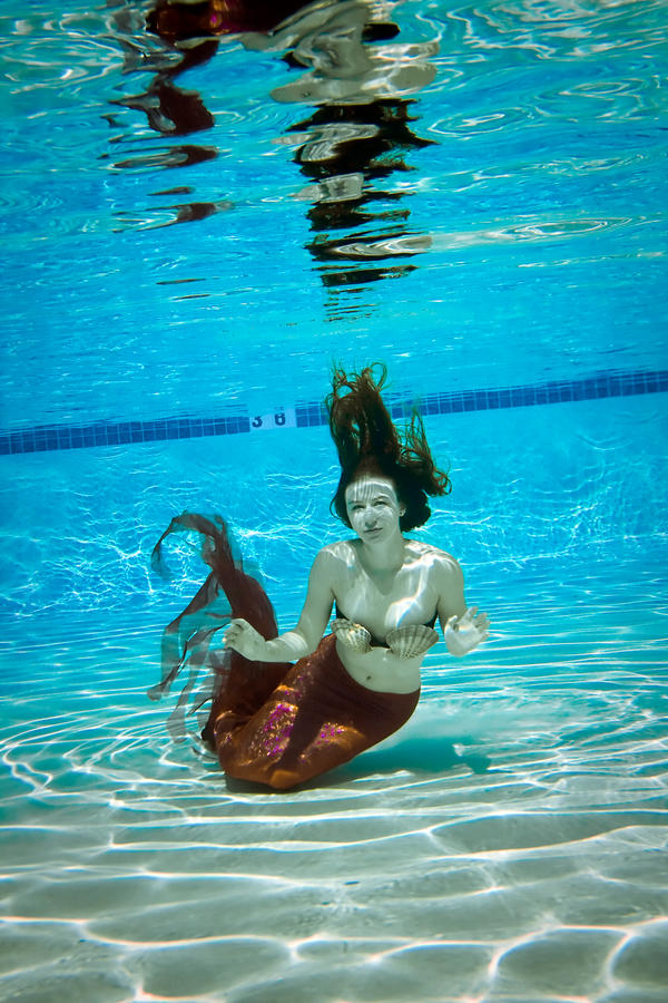 Mermaid 4 by Sinned-angel-stock
