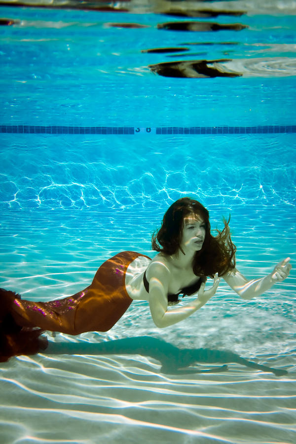 Mermaid 8 by Sinned-angel-stock