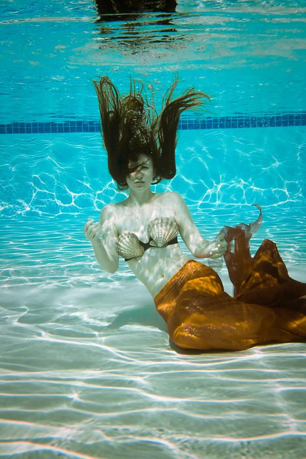 Mermaid 12 by Sinned-angel-stock