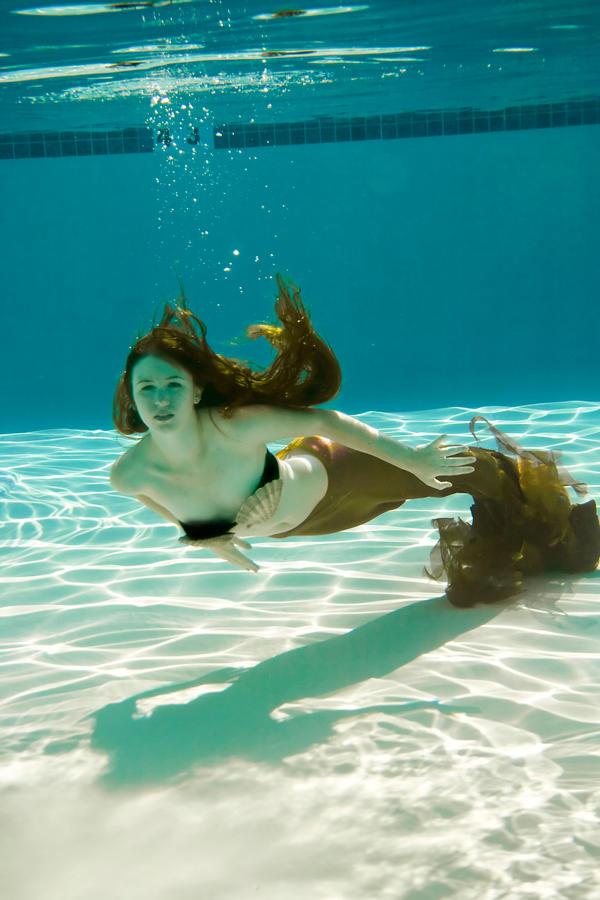 Mermaid 20 by Sinned-angel-stock
