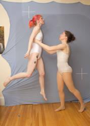Senshistock collab: ballet by Sinned-angel-stock