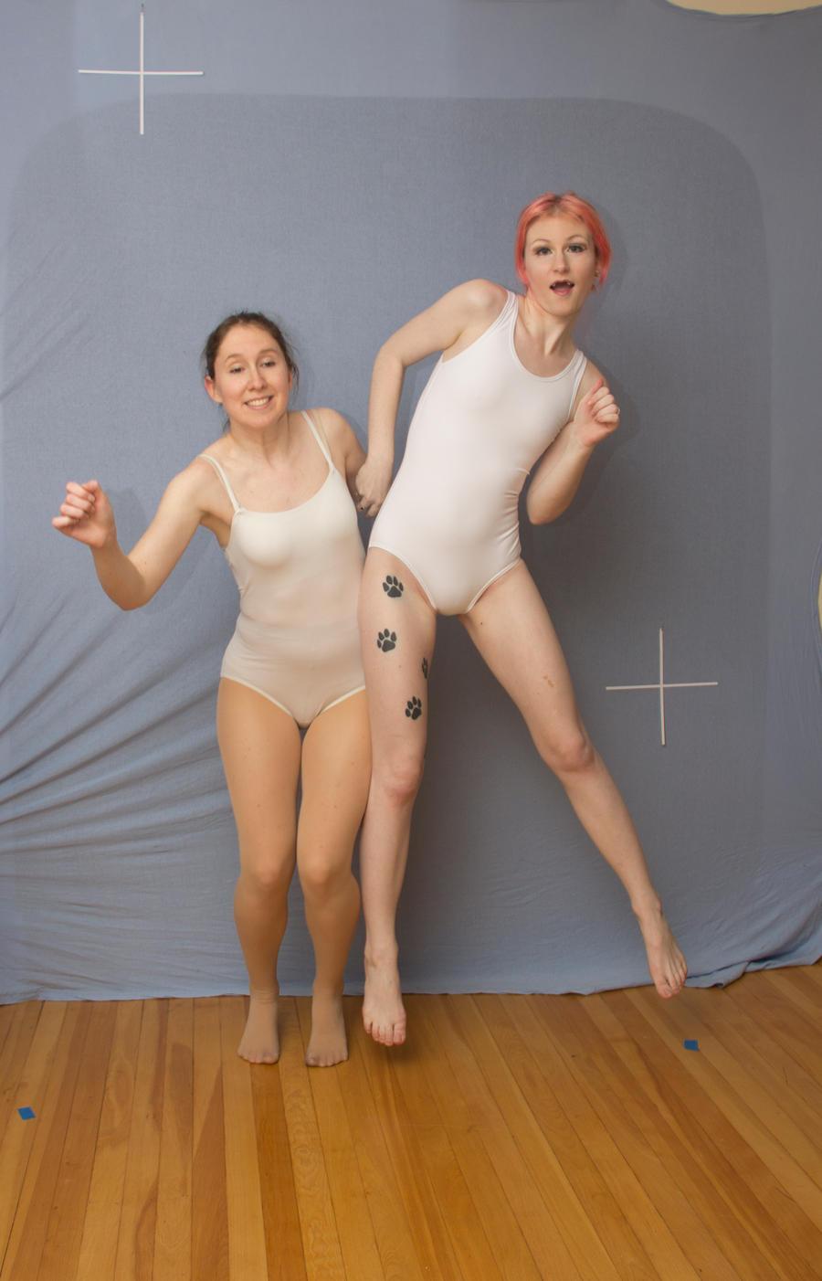 Senshistock collab: hip bump fail by Sinned-angel-stock