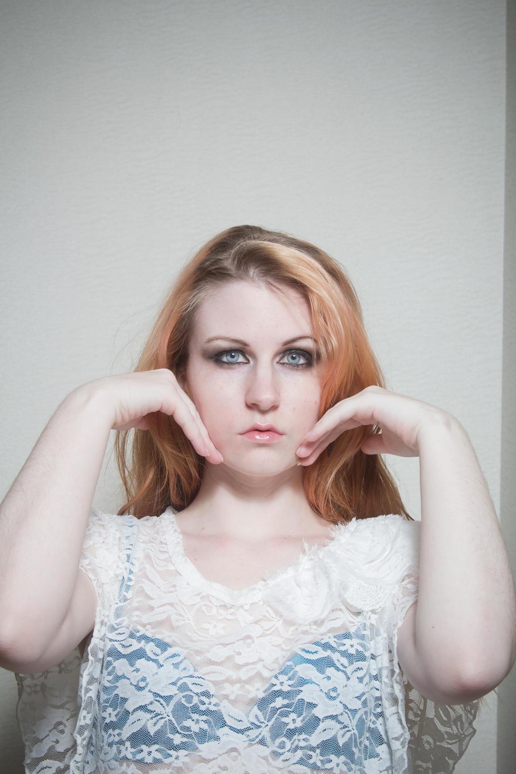 Portrait by Sinned-angel-stock