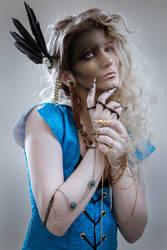 Alien Merchant Princess 1 by Sinned-angel-stock