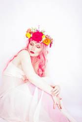 Flower crown 3 by Sinned-angel-stock