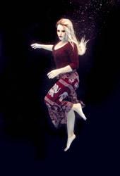 Grace underwater by Sinned-angel-stock
