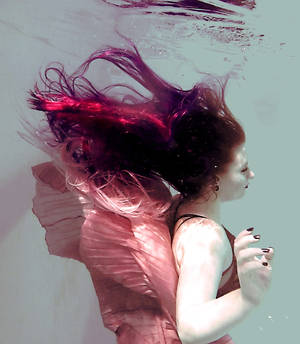 Underwater Hair!!