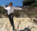 Malestock: jump attack