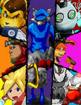 PlayStation AllStars pt 1: Adventure is the Game