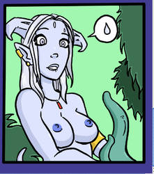 Still Horny - Preview Panel by bloodyinkpen