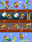 Mario Print