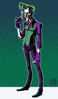 Joker by JustinCoffee