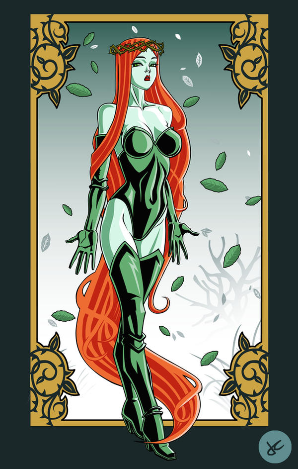 Ivy by JustinCoffee