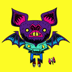 Batboy by JustinCoffee