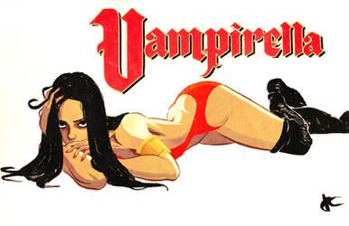Vampirella Poster 2