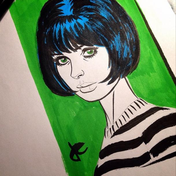 Sketch by JustinCoffee