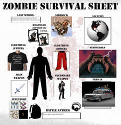 Dracons Zombie Survival Guide