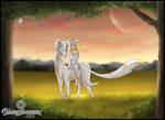 Lilly and Minari