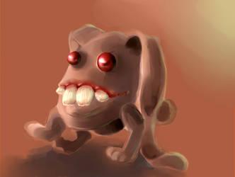 Monsterabbit by Dunklayth