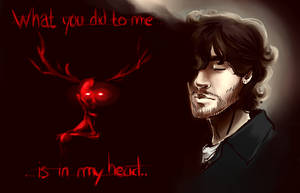 What you did to me... - HANNIBAL by Dunklayth