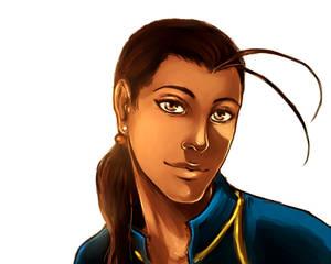 Tamara - Quick portrait Commission