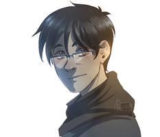 Yuri Katsuki by Dunklayth