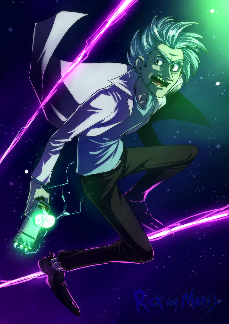 Rick by Dunklayth