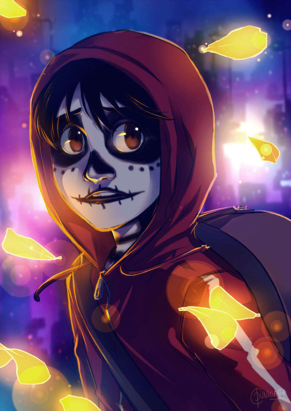 Miguel - COCO by Dunklayth