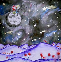 Starfishing by Shearin