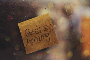 Good Morning by LAMASSUdesu