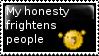 Honesty by Greyhamster