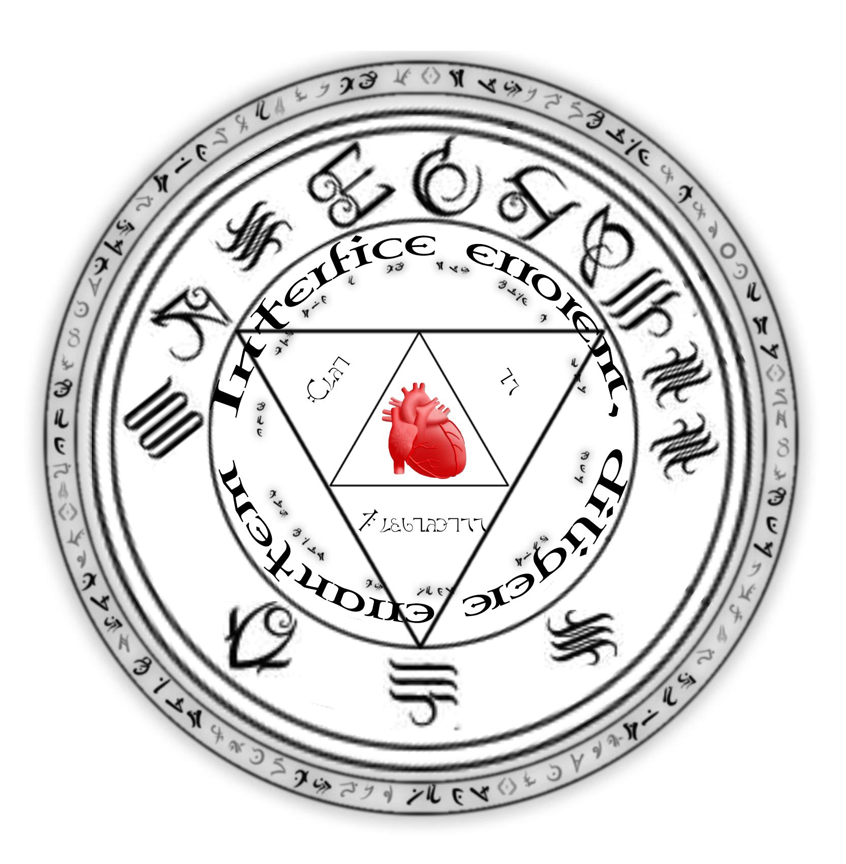 enochian symbol for love - photo #35