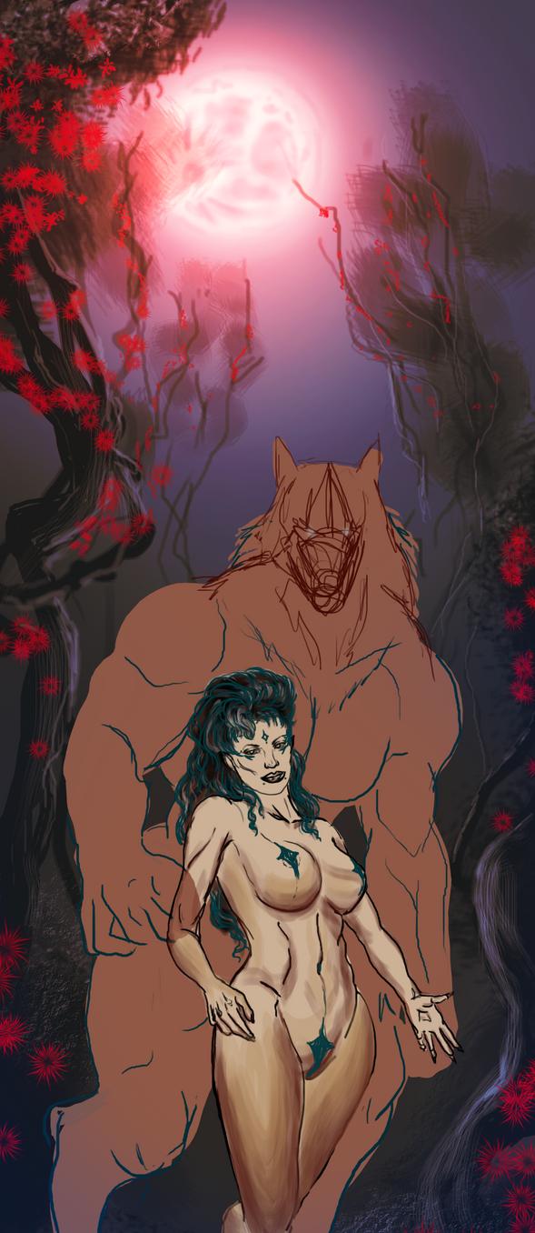Wolfgenie by Seraphoid