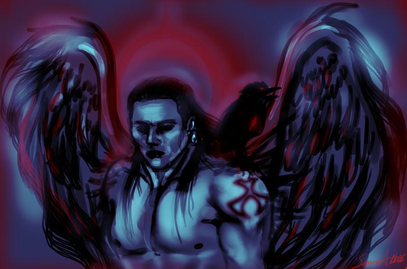 Archangel Axiszaelporo by Seraphoid