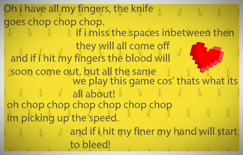 Dating song lyrics — 1