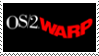 OS 2 Warp - stamp by desprosal