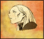 Claymore sketch 5 - texturize