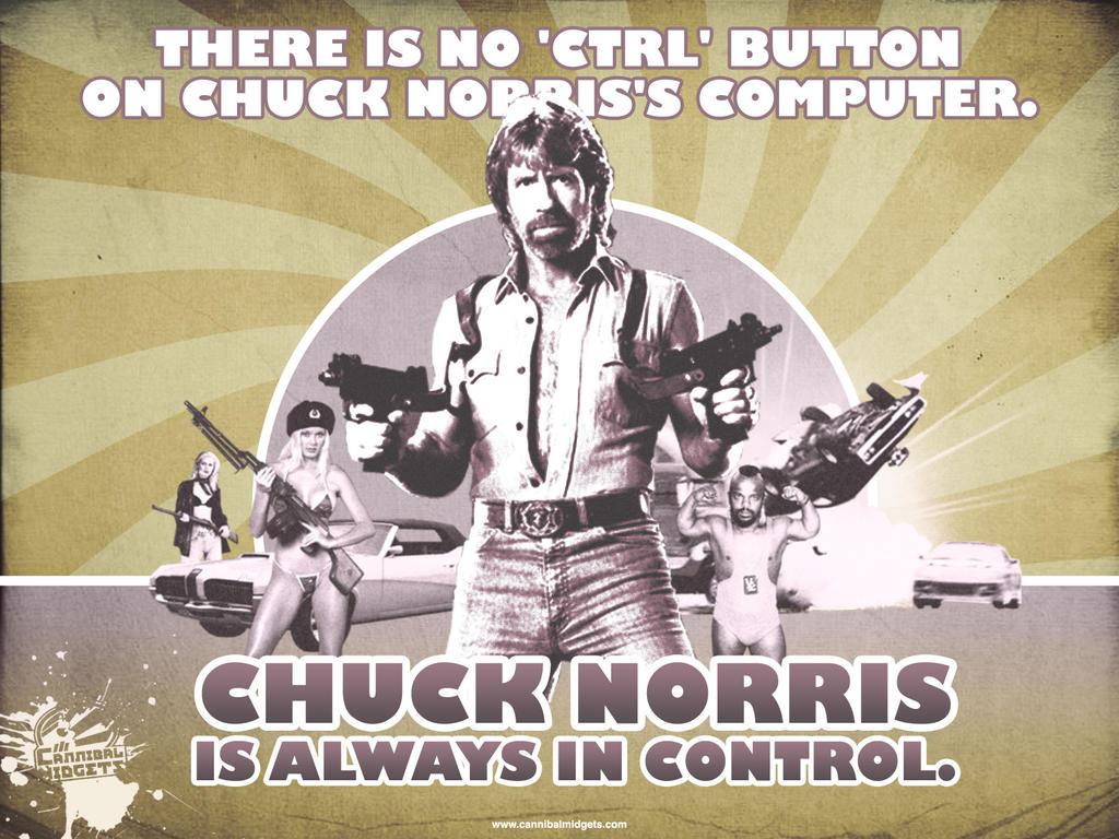 Chuck Norris Wallpaper
