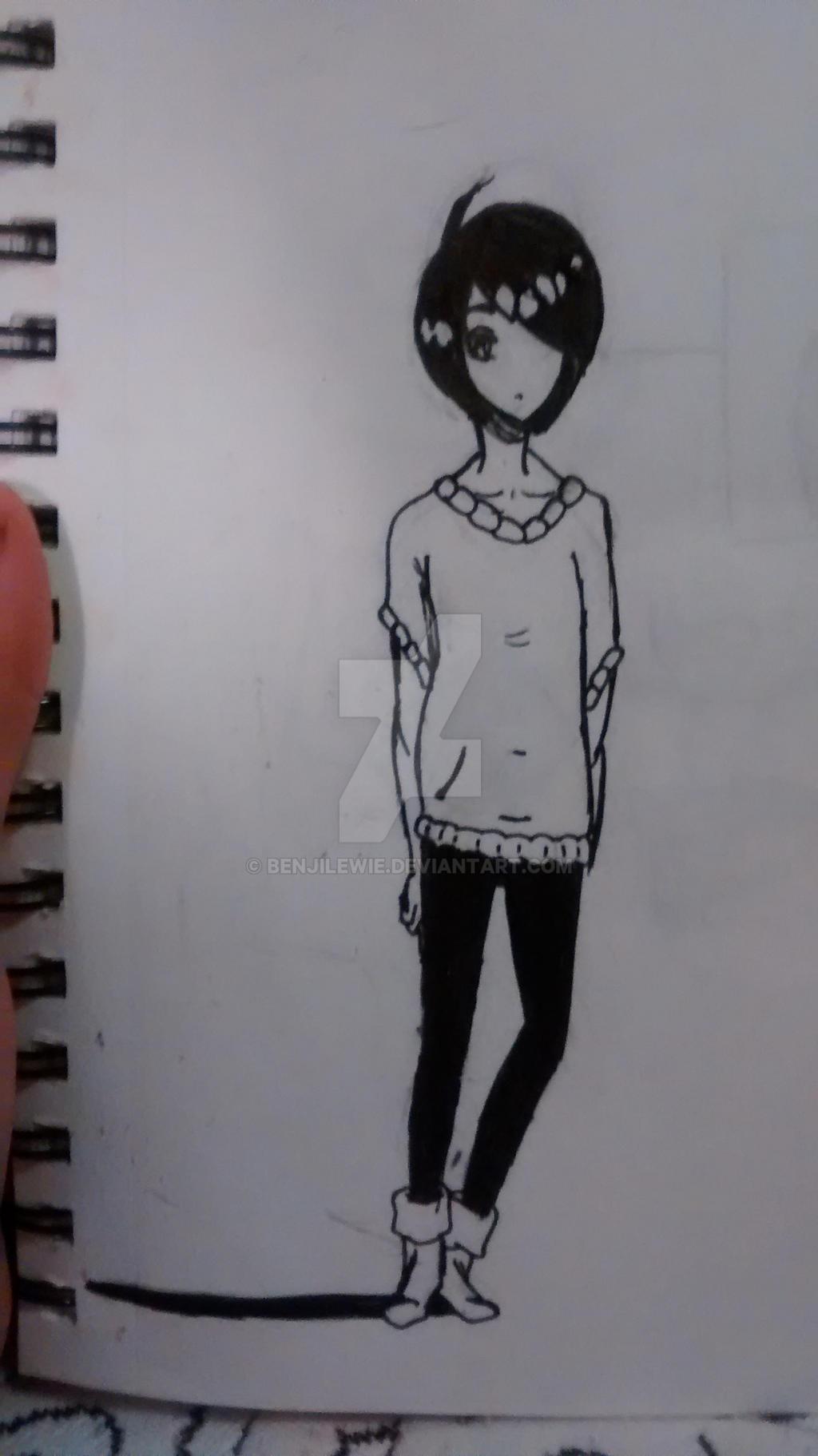 My avatar! by Benjilewie