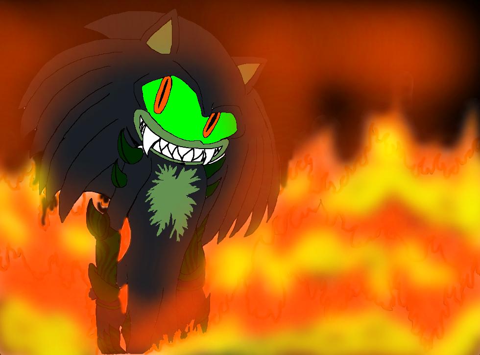 Shattak's Darkened Form by Parkichu64