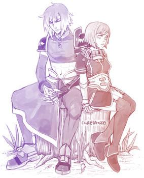 Albel and Nel
