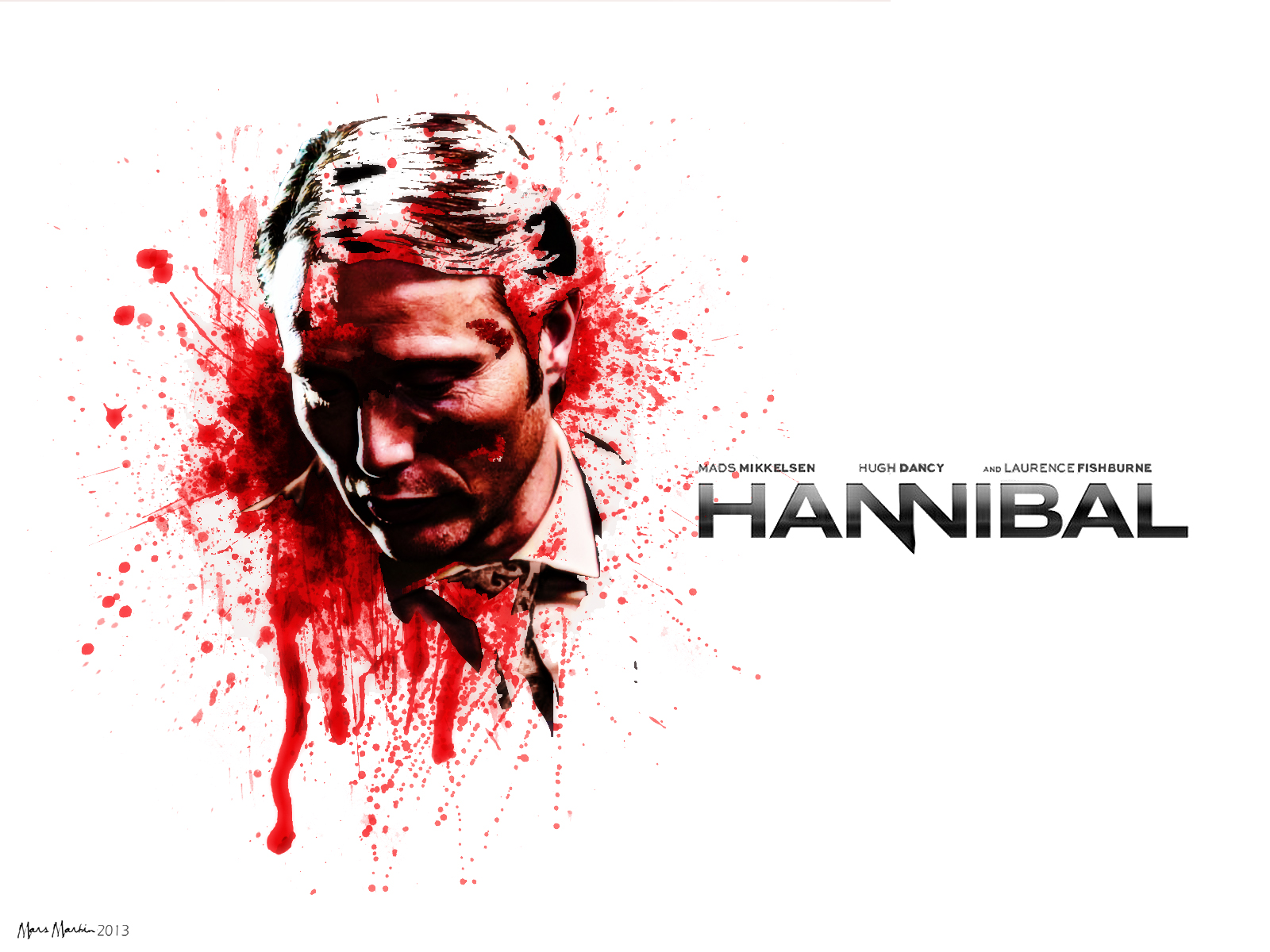 NBC Hannibal Wallpaper By Thecannibalfactory On DeviantArt