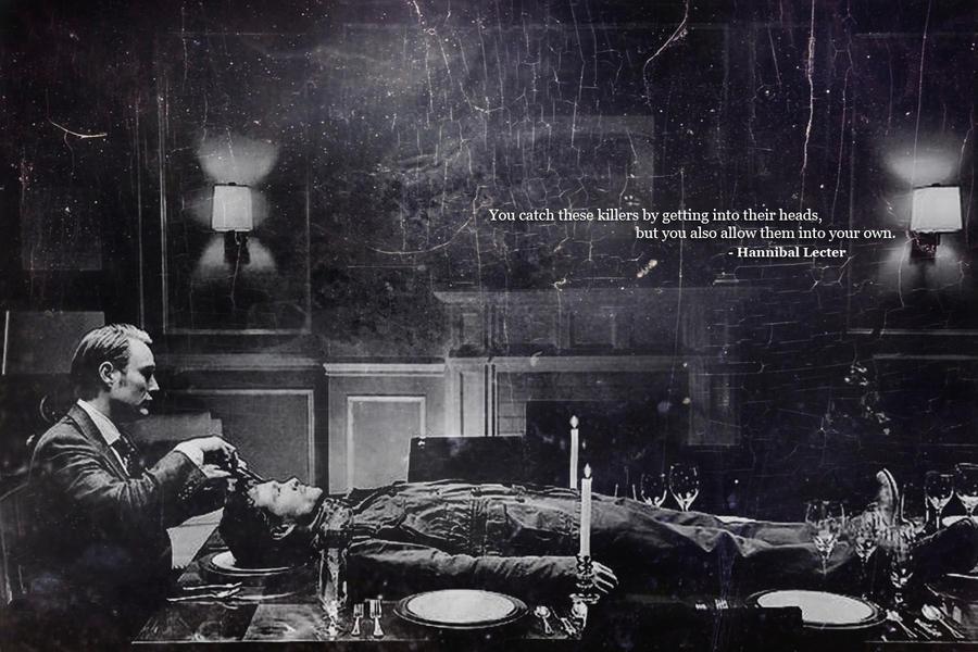 NBC Hannibal Wallpaper (Inside Your