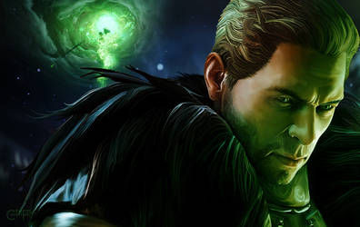 Ser Cullen Rutherford, in the Shadow of the Rift by thecannibalfactory