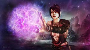 Morrigan, The Witch is Back by thecannibalfactory